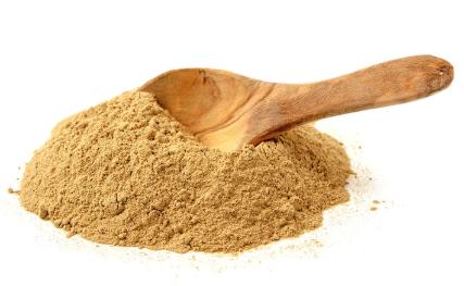 konjak-pulver